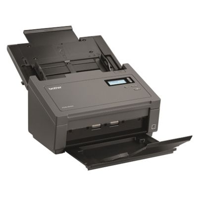 Brother PDS5000 600dpi 24 Colour Sheetfed Scanner - Grey