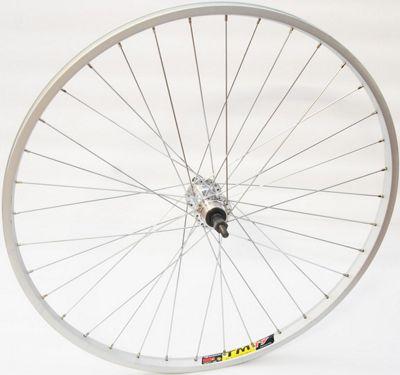 Momentum Weinmann/Quando 26 Wheel, Silver Front
