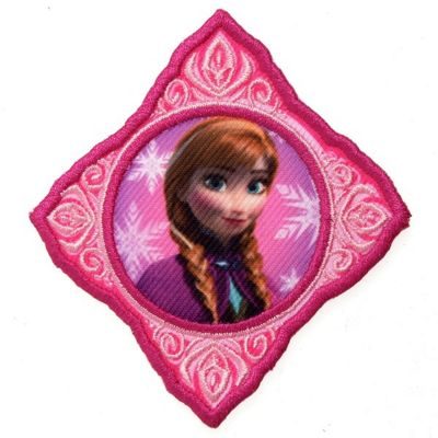 Groves Disney Ana from Frozen Embroidery Motif