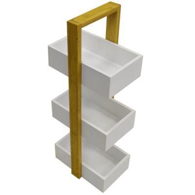 Buy Eche 3 Tier Bathroom Storage Shelf Caddy Basket