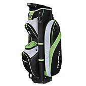 Prosimmon Tour 14 Way Cart/Trolley Golf Bag Black/Green