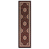 Ottoman Temple Red Runner 60x230cm