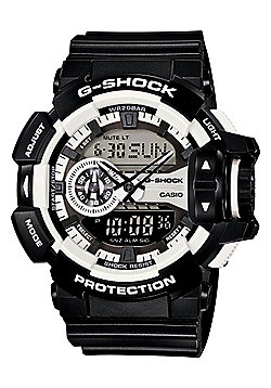 Casio G-Shock Mens World Time Watch GA-400-1AER