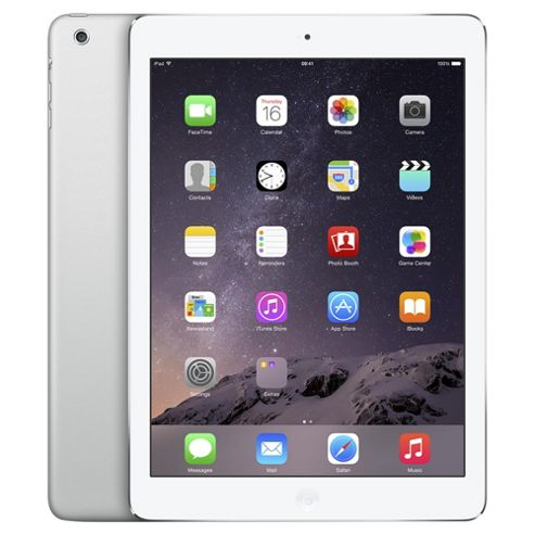 iPad Air, 16GB, WiFi - Silver