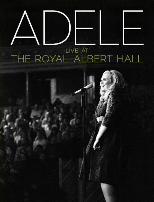 Adele - Live At The Albert Hall (Dvd/Cd)