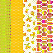 Artepatch Paper Easter for Children to Make Decorate and Personalise Spring Cards and Crafts (Pack of 4 sheets)