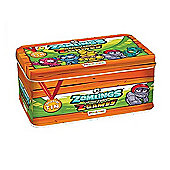 Zomlings In The Town Series 5 Z-Games Collectors Tin