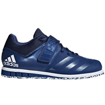 adidas Powerlift 3.1 Mens Weightlifting Powerlifting Shoe Blue - UK 9.5