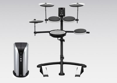 Roland TD-1KV V-Drums & PM-03 Personal Monitor Electronic Drum Kit Pack