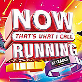 Various Artists - Now That's What I Call Running 2017 (3CD)