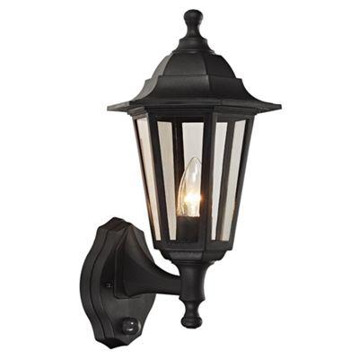 Buy Traditional Outdoor Black Wall Light Lantern Fixture