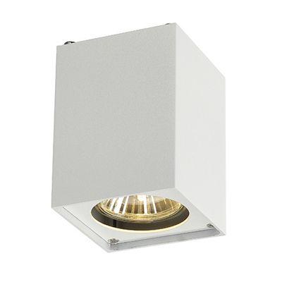 Altra Dice Ceiling Light Square Downlight White Max. 35W