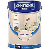 Johnstone's Matt Tester 75ml Classic Cream