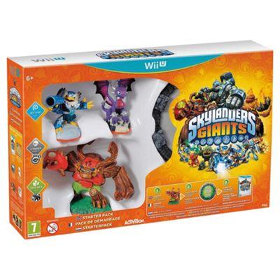 Skylanders Giants - Starter Pack Wii-U