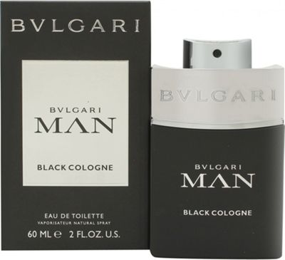 Bvlgari Man Black Cologne Eau de Toilette (EDT) 60ml Spray For Men