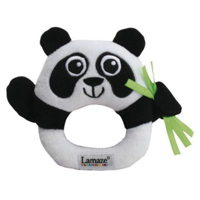 Lamaze High Contrast Panda Rattle
