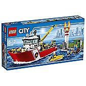 LEGO City FireBoat 60109