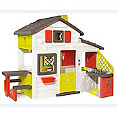 SMOBY Friends House Playhouse + Kitchen