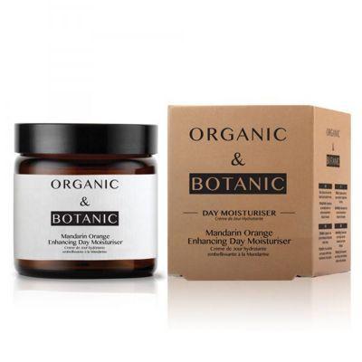 Organic & Botanic Mandarin Orange Enhancing Day Moisturiser 50ml