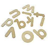 Wooden Alphabet Pack - 26pk