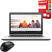 "Lenovo Ideapad 310 - 80TV0066UK - 15.6"" Laptop Intel Core i5-7200U 8GB 1TB Win 10 with Internet Security & Mouse"
