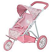 Baby Annabell 3 Wheel Stroller