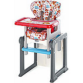 Jane Activa Evo Highchair (Wildlife)