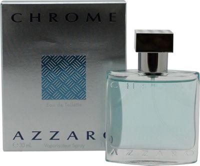 Azzaro Chrome Eau de Toilette (EDT) 30ml Spray For Men