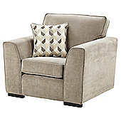 Boston Armchair, Taupe
