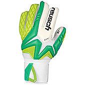 Reusch Waorani Pro S1 Bundesliga Goalkeeper Goalie Glove Green/ White - Green