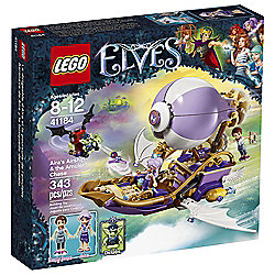 LEGO Elves Airas Airship & the Amulet Chase 41184
