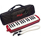 Stagg Melodica - Red