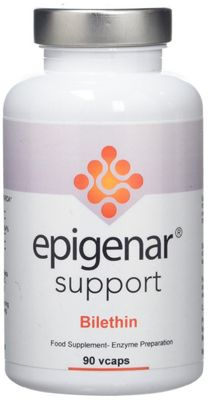 Epigenar Support Bilethin - 90 Capsules