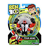 Ben 10 Action Figure Ben Four Arms