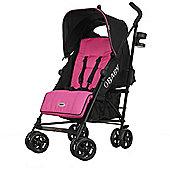 OBaby Zeal Stroller (Pink)