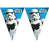 Star Wars Bunting - Plastic 2m