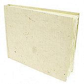 Handmade Paper Hardback Sketchbook 210gsm