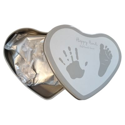 Xplorys Happy Hands Hand & Footprint Tin