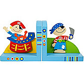 Bigjigs Toys Bookends (Pirate)