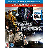 Transformers: The Last Knight 3D BD