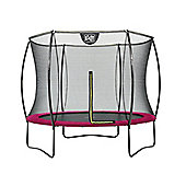 EXIT 10ft Pink Edition Trampoline