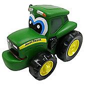 John Deere Push 'N' Roll Johnny Tractor