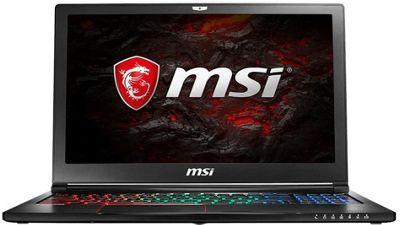 MSI GS63 15.6
