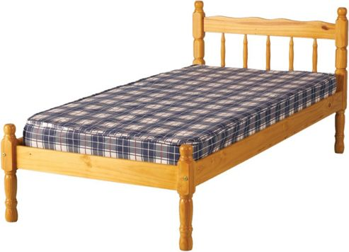 Home Essence Buffalo Bed Frame - Single (3')