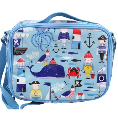 Children's Lunch Boxes - Sailors and Pirates