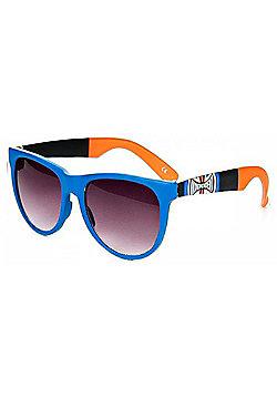 Independent Dons Blue/Black/Orange Sunglasses