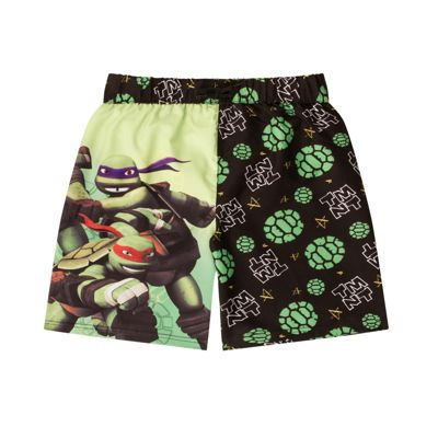 Teenage Mutant Ninja Turtles Boys Swim Shorts 3-4 Years