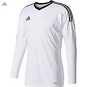 Adidas Revigo 17 Goalkeeper Jersey - White