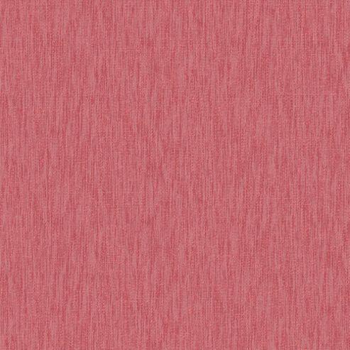 Superfresco Rhea Plain Shimmer Red Wallpaper
