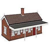 Hornby Skaledale R9819 High Brooms Platform Building - Oo Gauge Buildings